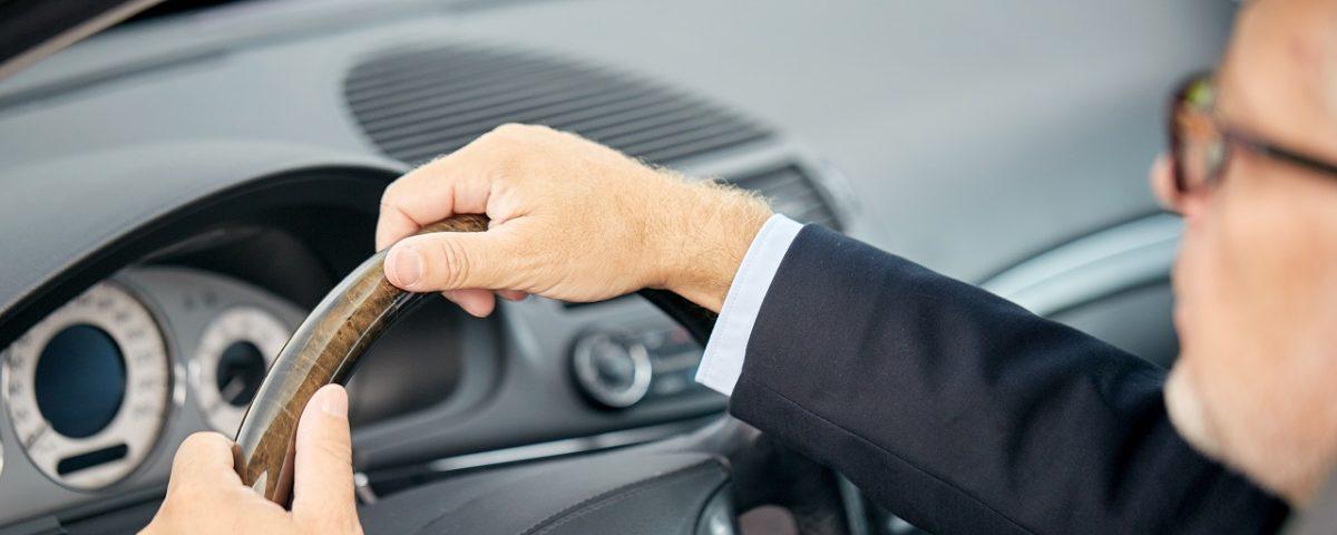 chauffeur privé à Aix en Provence